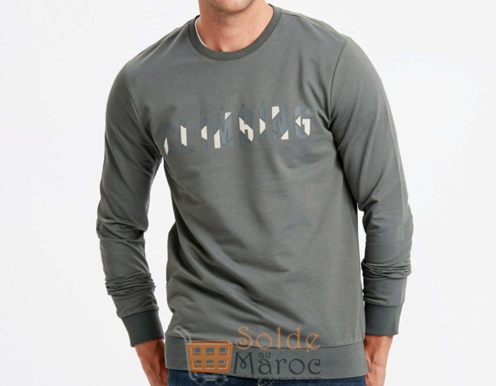 Soldes Lc Waikiki Maroc Sweet-Shirt 59Dhs au lieu de 139Dhs