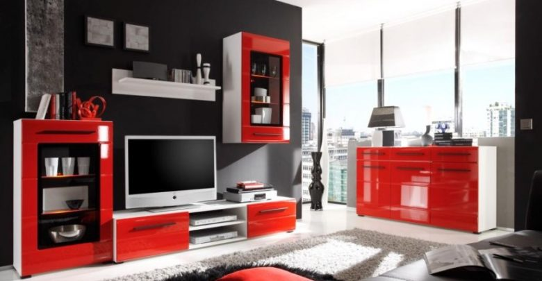 Photo of Solde Azura Home ENSEMBLE MEUBLE TV PAMELA 240 CM + BUFFET 5990Dhs au lieu de 6890Dhs