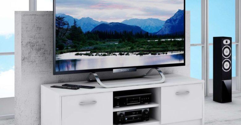 Photo of Soldes Azura Home MEUBLE TV FOCACIA 120CM 549Dhs au lieu de 799Dhs