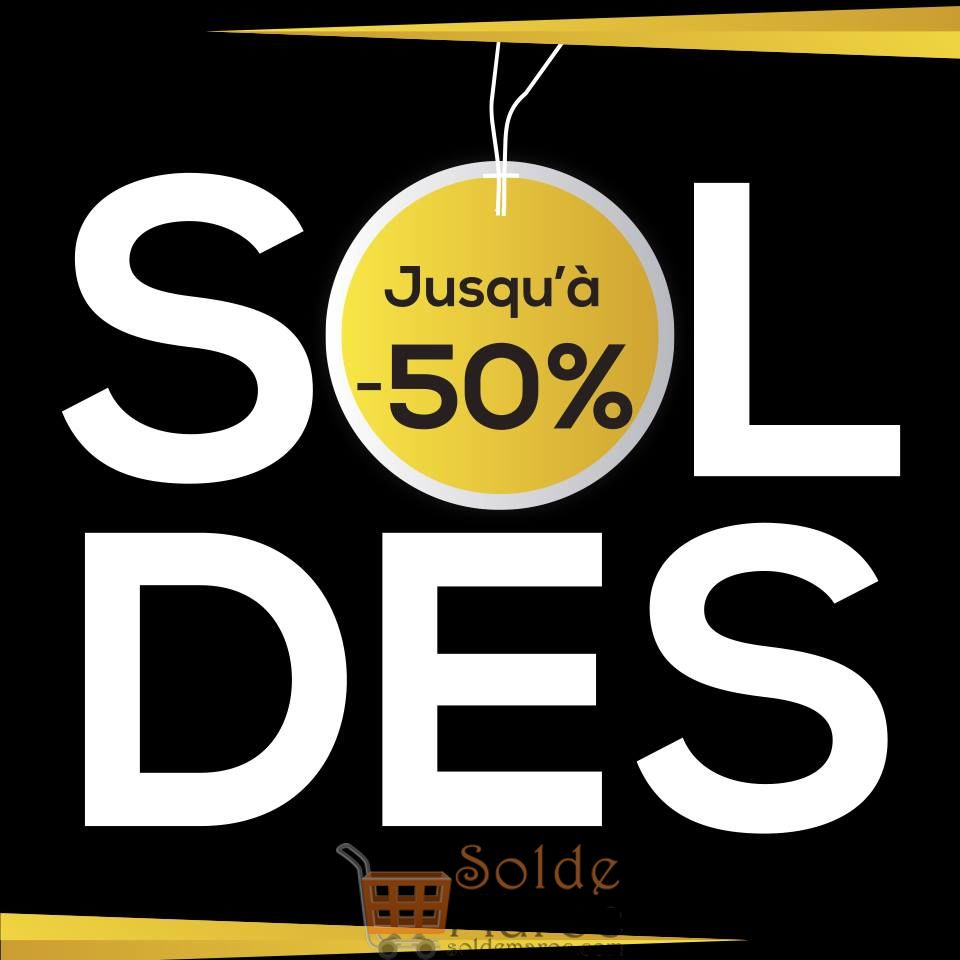 Soldes d'hiver chez GO Sport Maroc jusqu'à -50%