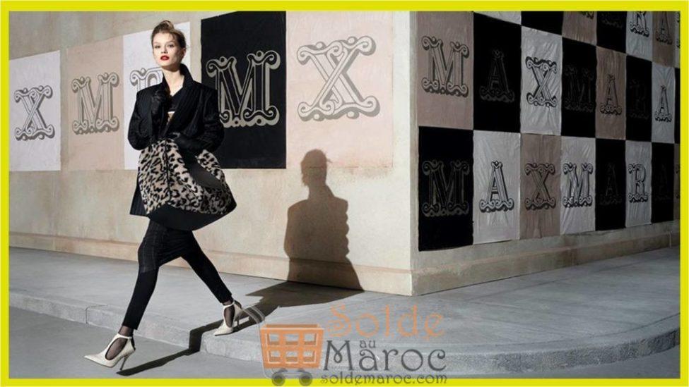 Soldes d'hiver chez MaxMara Maroc