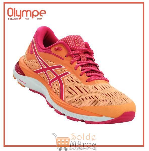 Soldes Olympe Store Chaussure running Asics Gel-Cumulus 20 à -30%