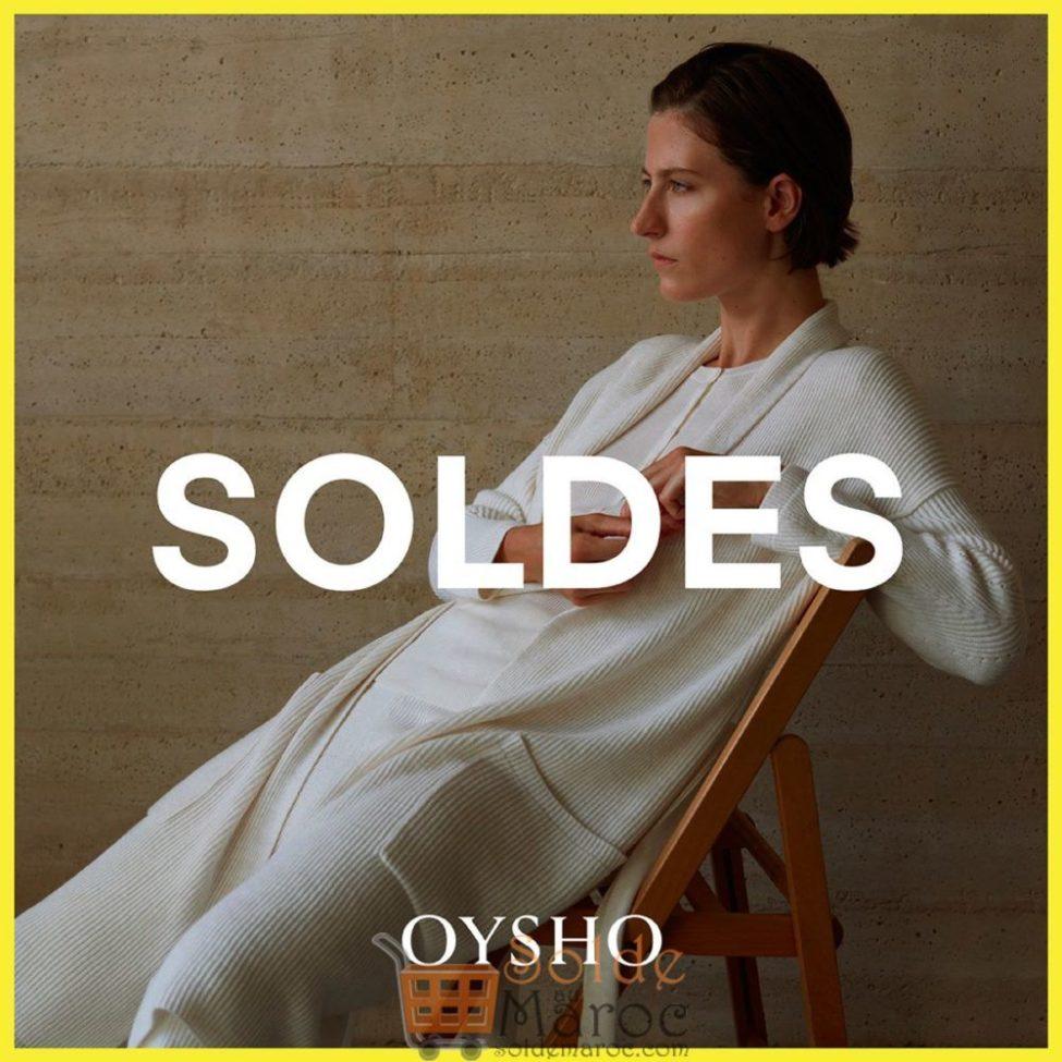 Soldes d'hiver 2019 chez OYSHO Maroc