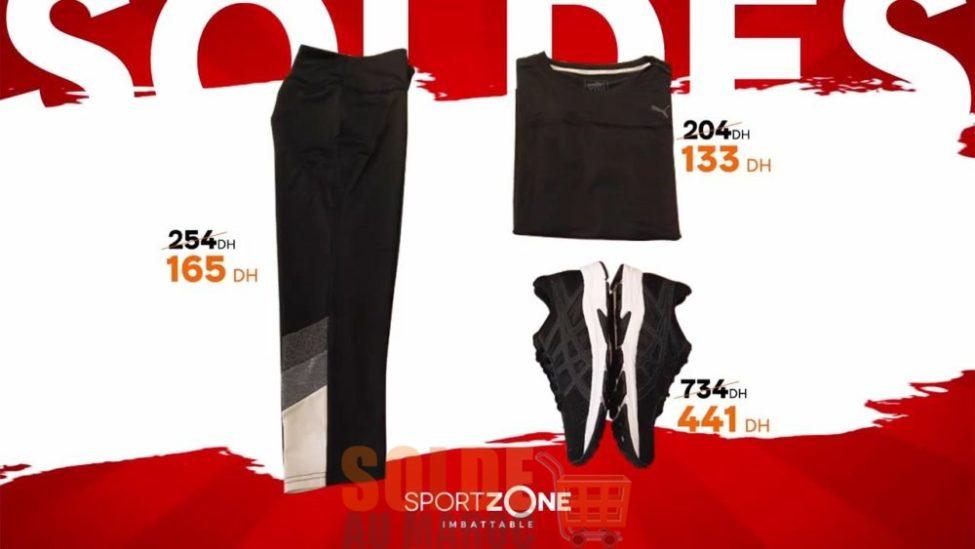 Soldes Sport Zone Maroc Articles de sport pour homme