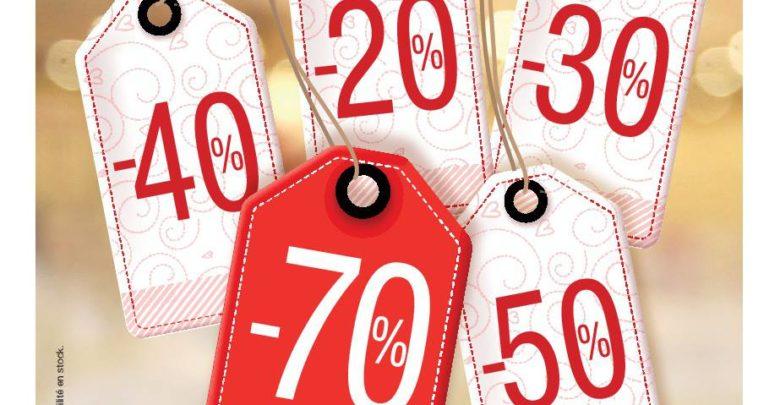 Soldes Textite chez Carrefour Maroc jusqu'à -70%
