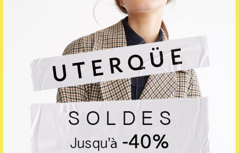 Soldes d'hiver 2019 chez UTERQUE Maroc jusqu'à -40%