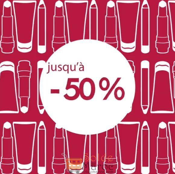 Soldes Yves Rocher Maroc jusqu'à -50%