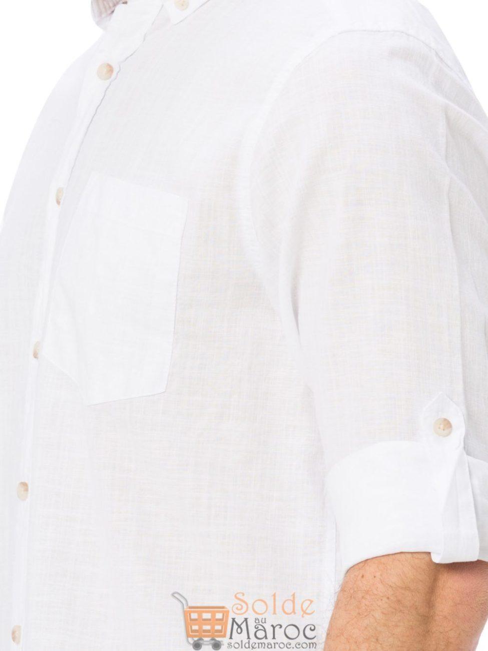 Soldes Lc Waikiki Maroc Chemise homme 59Dhs au lieu de 179Dhs