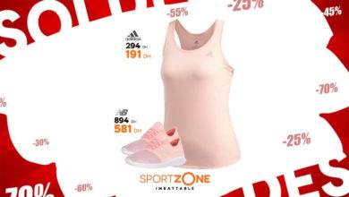 Soldes Sport Zone Maroc 3ème démarque Article de sport femmes