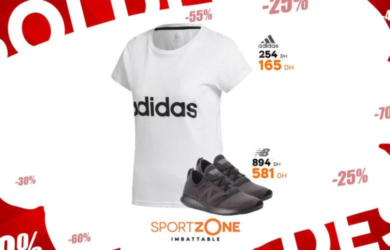 Soldes Sport Zone Maroc 3ème démarque Article de sport hommes