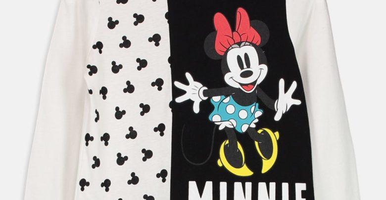 Soldes Lc Waikiki Maroc T-Shirt Disney Fille 24Dhs au lieu de 59Dhs