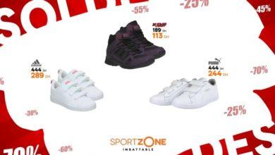 Soldes Sport Zone Maroc 3ème démarque Chaussures de sport