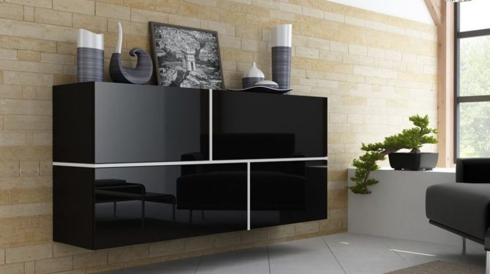 Soldes Azura Home Buffet suspendu SAKIA 2990Dhs au lieu de 4590Dhs