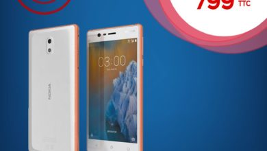 Offre Spéciale Electroplanet Smartphone NOKIA 3 799Dhs