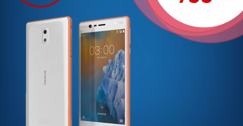 Photo of Offre Spéciale Electroplanet Smartphone NOKIA3 – 799Dhs