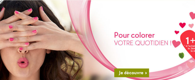 Promo Février Vernis Yves Rocher Maroc Offre 1+1=3