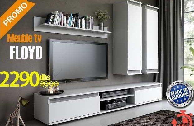 Photo of Soldes Azura Home MEUBLE TV FLOYD 175M 2290Dhs au lieu de 2990Dhs