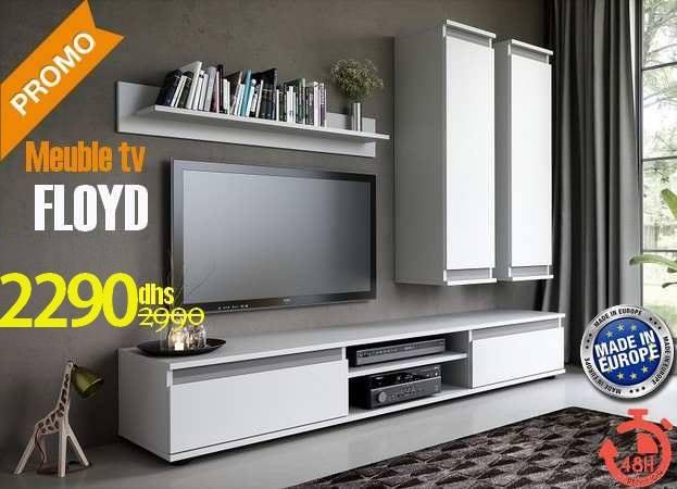 Soldes Azura Home MEUBLE TV FLOYD 175M 2290Dhs au lieu de 2990Dhs