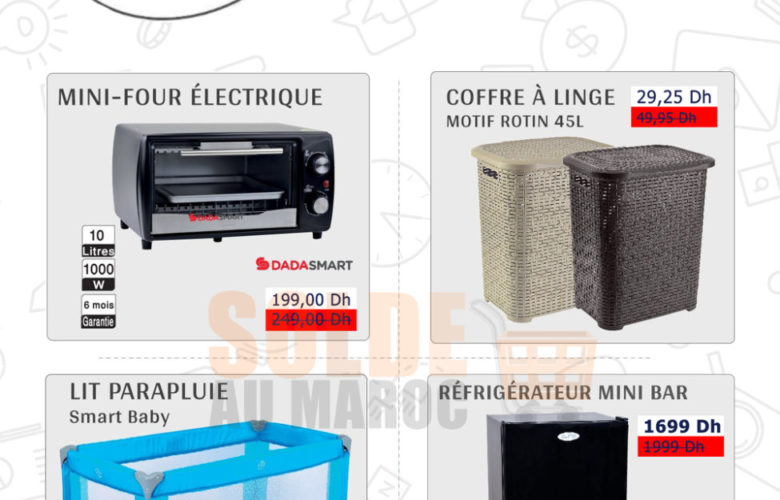 Flyer Promotionnel Aswak Assalam Jusqu'au 17 Mars 2019