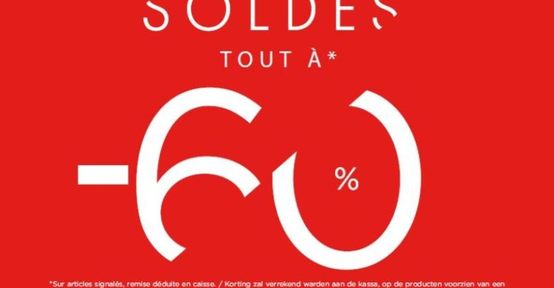 Soldes Jules Maroc TOUT à -60% pour la 4e démarque