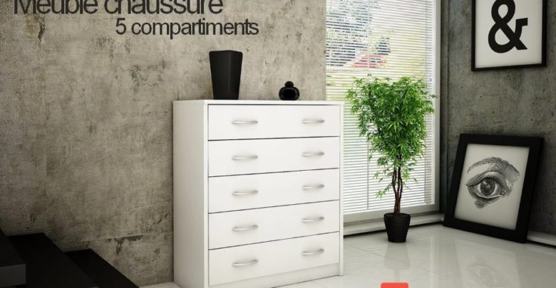 Photo of Soldes Azura Home Meuble PABLO 890Dhs au lieu de 1190Dhs