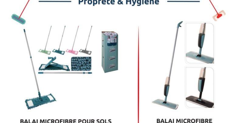 Promo Mr Bricolage Maroc Produits Propreté & Hygiène