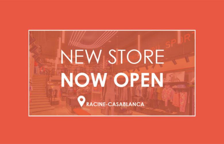 Nouveau Magasin Olympe Store Racine