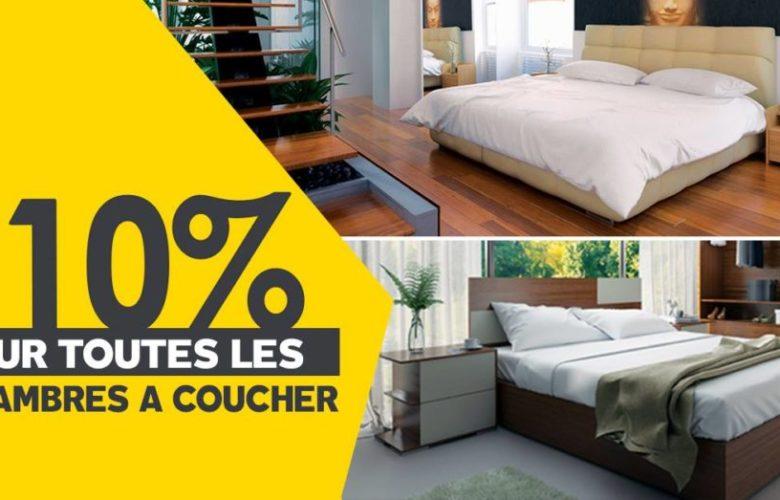 Promo Richbond  10% Sur Les Chambres à Coucher Jusquu0027au 15 Mars 2019