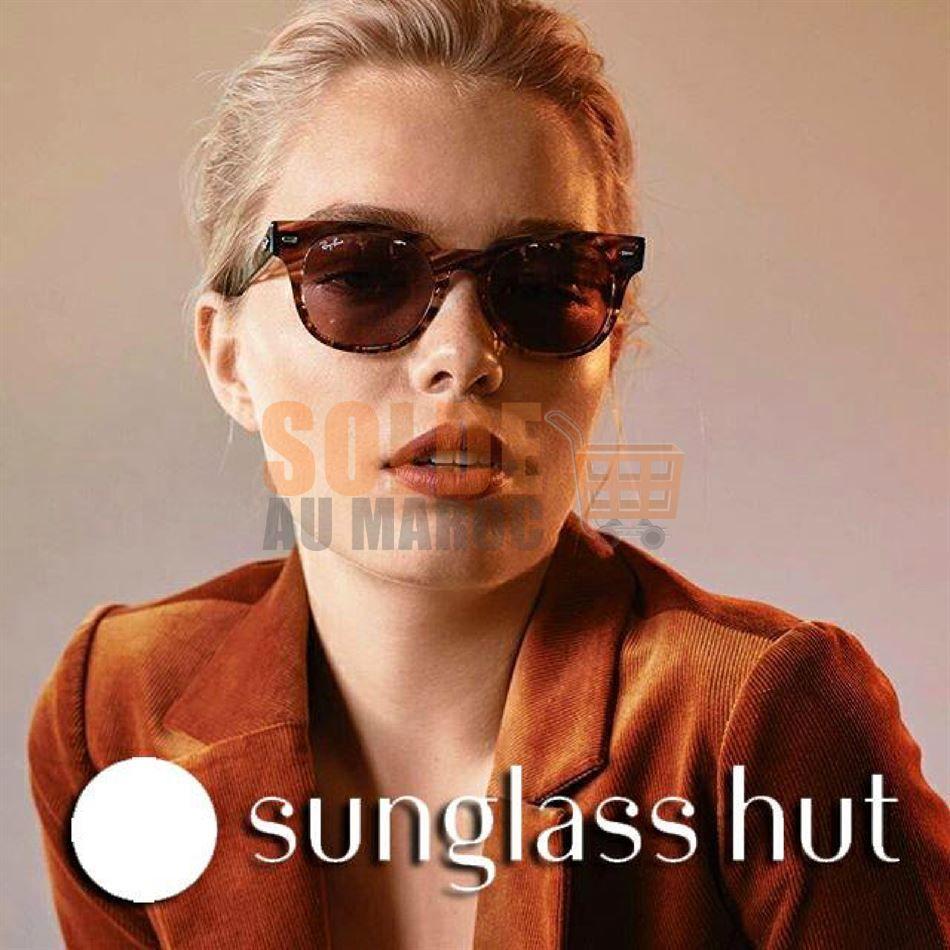 Lookbook Sunglass Hut Maroc Jusqu'au 10 Avril 2019