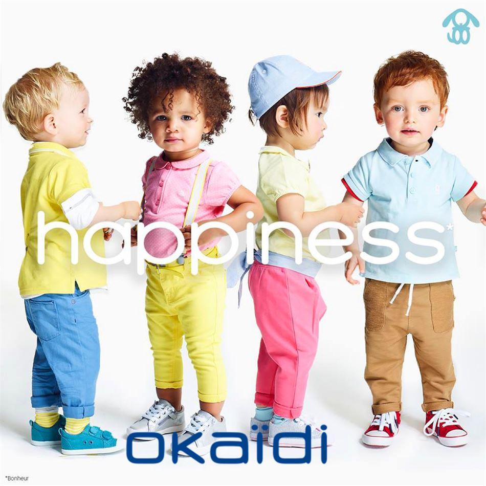 Lookbook OKAIDI Maroc Jusqu'au 15 Mai 2019