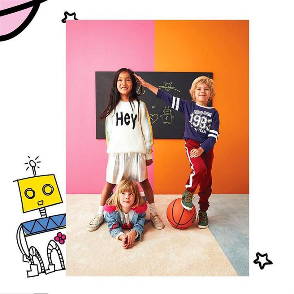 Lookbook Koton Maroc Spring Kids Jusqu'au 5 Avril 2019