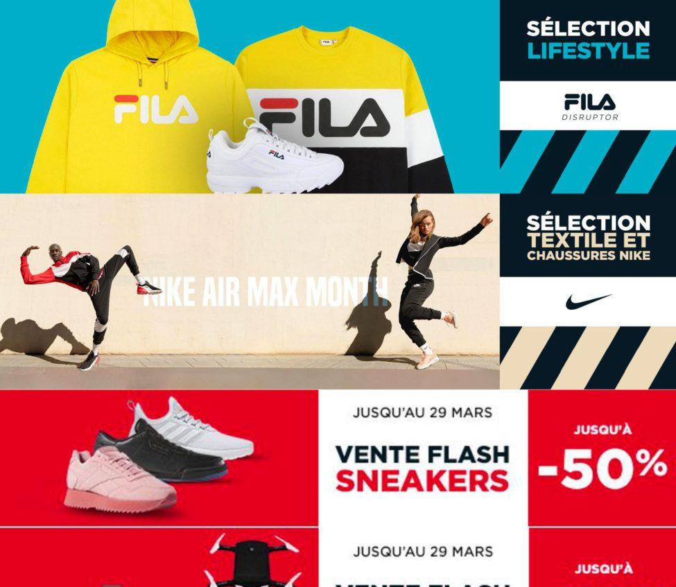 Vente Flash chez Go Sport Maroc Jusqu'à -50% de remise