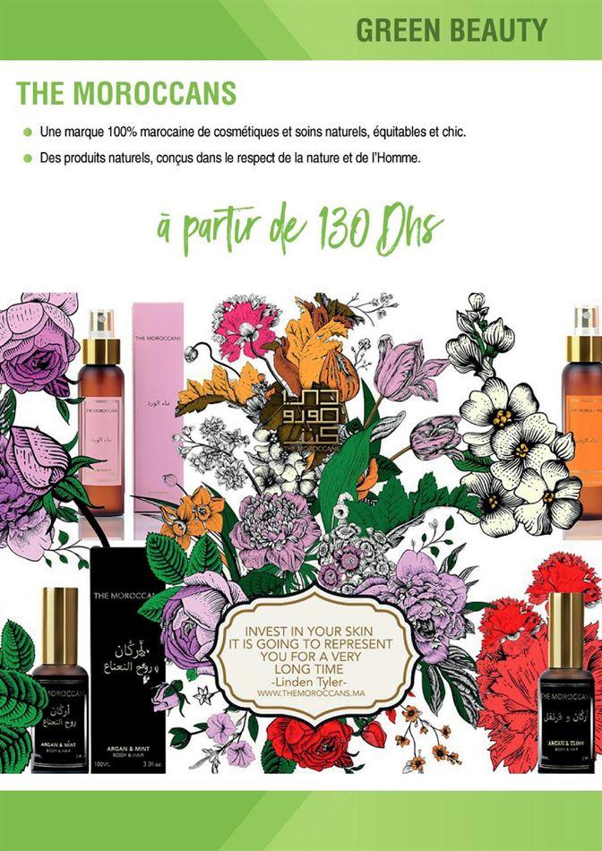 Flyer Beauty Success GREEN BEAUTY jusqu'au 16 Avril 2019