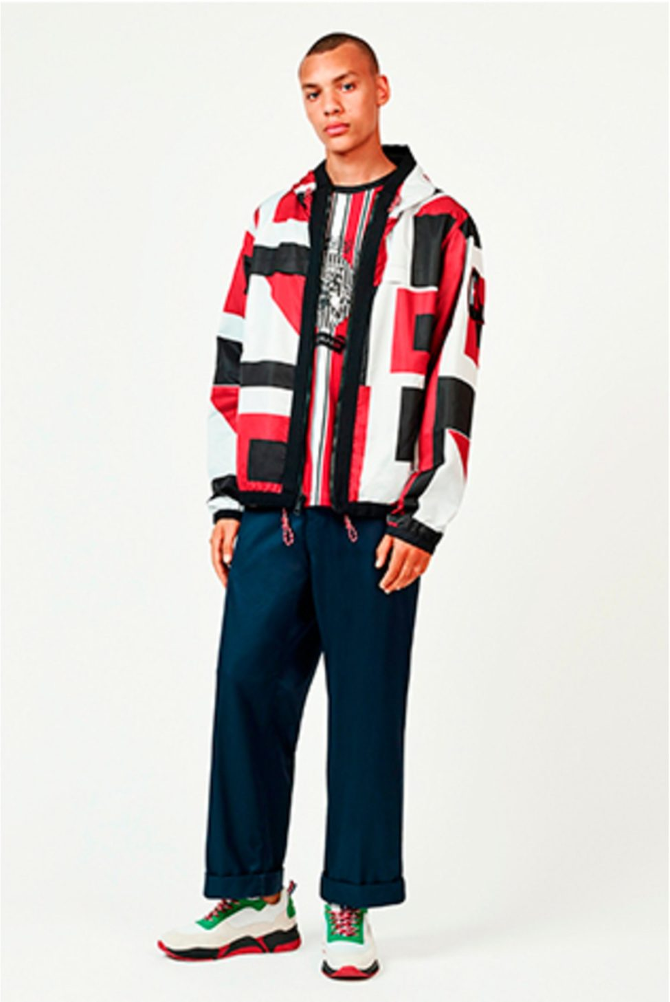 Lookbook Tommy Hilfiger Spring Men 2019 du 25 Mars au 27 Mai 2019