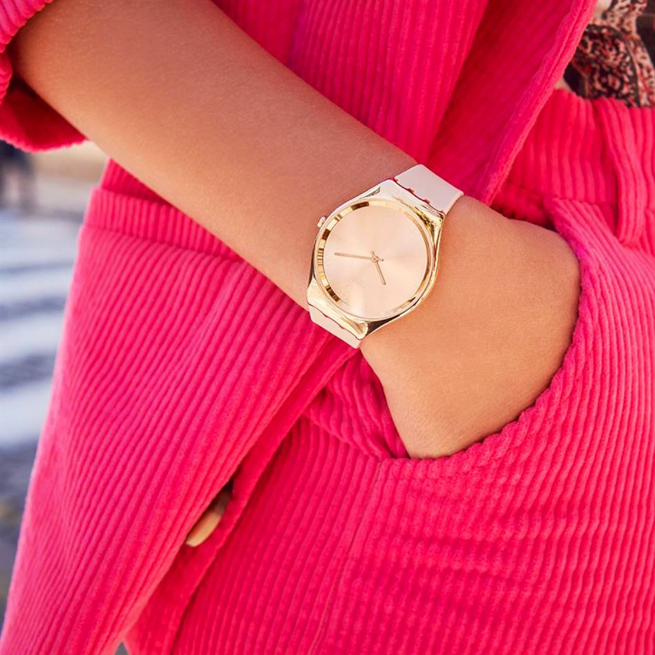 Nouvelle Collection Swatch Maroc pour Femmes Jusqu'au 25 Mars 2019