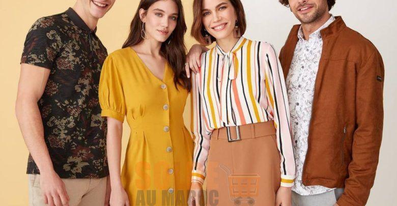 Photo of Lookbook Defacto Maroc Nouvelle Collection Printemps 2019
