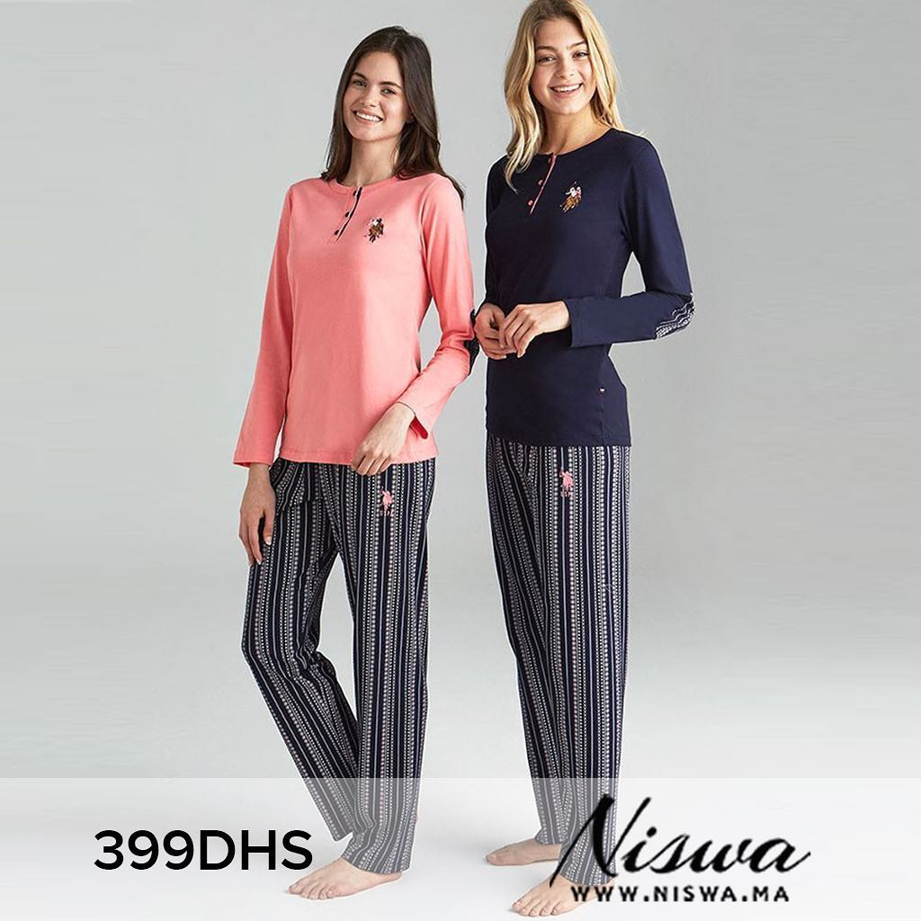 Nouvelle Collection Niswa Pyjamas Printemps 2019