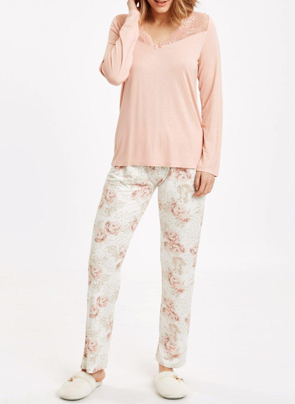 Soldes Lc Waikiki Maroc Pyjama femme 129Dhs au lieu de 259Dhs