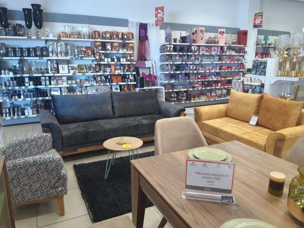 Nouvelle Collection Yatout Home Salon deluxe et Salles a Manger