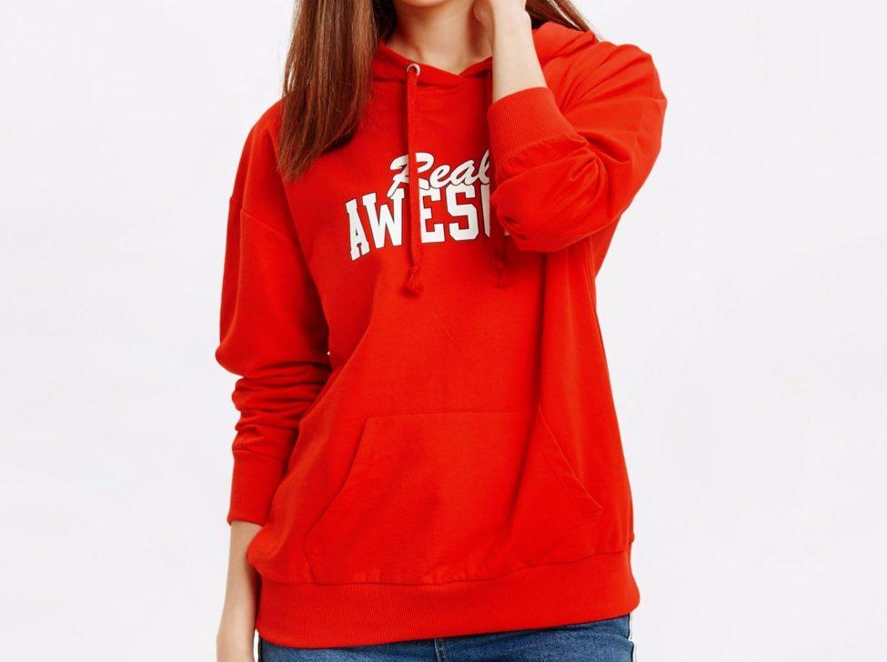 Soldes Lc Waikiki Maroc Sweat-shirt femme 79Dhs au lieu de 139Dhs