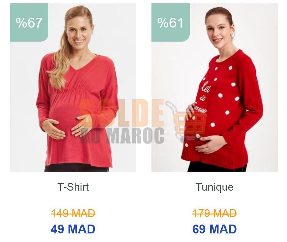 Catalogue Lc Waikiki Maroc Spéciale habillement grossesse