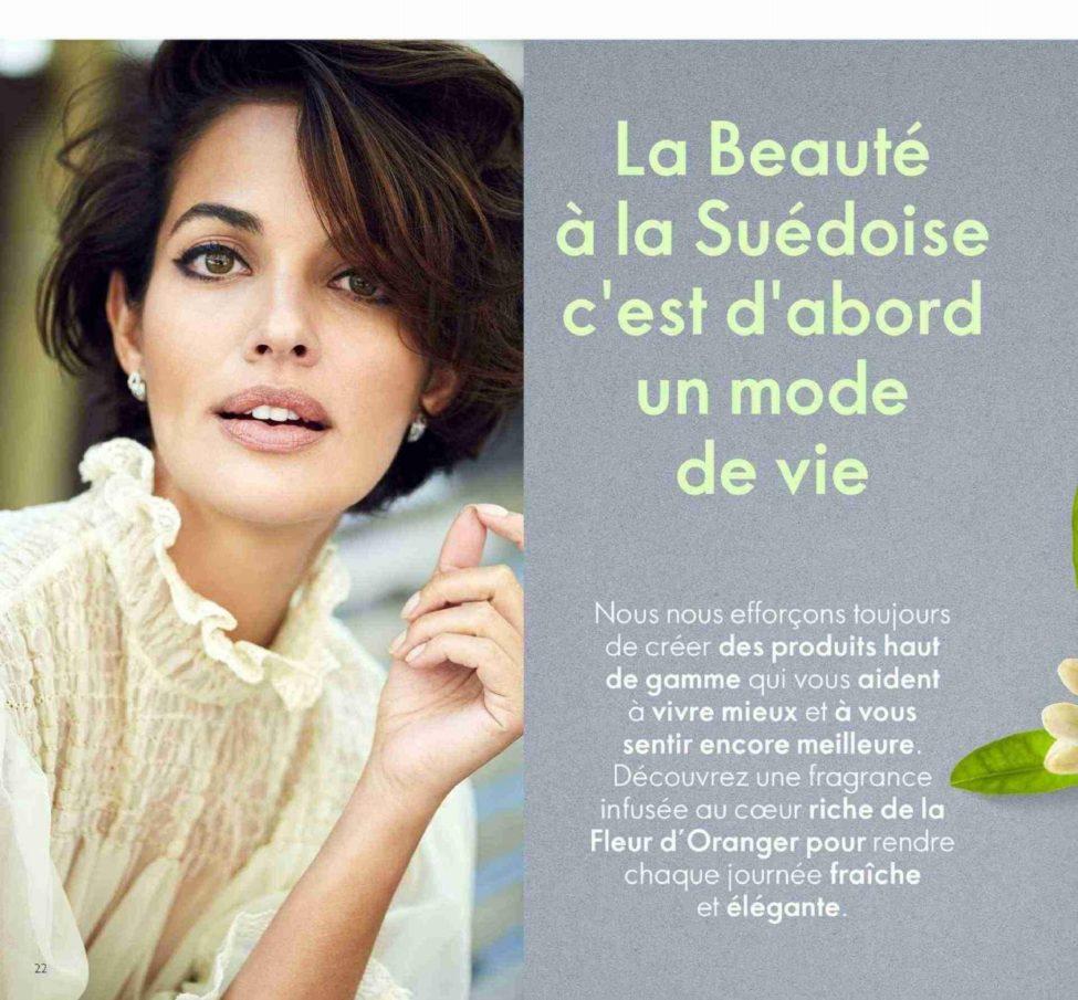 Catalogue Oriflame Maroc Avril 2019