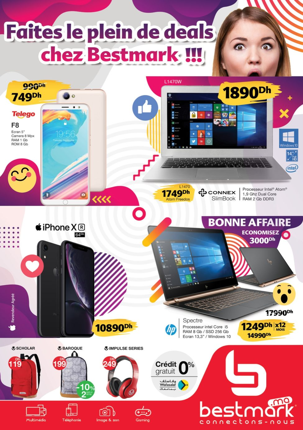 Catalogue Bestmark Mars 2019