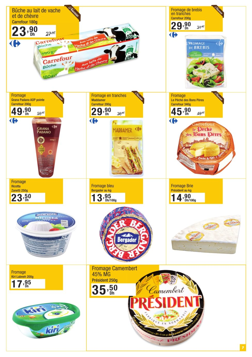 Catalogue Carrefour Gourmet du 21 Mars au 10 Avril 2019