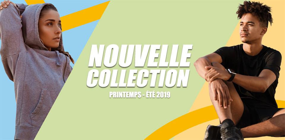 Nouvelle Collection Sport Zone Maroc Printemps Été 2019