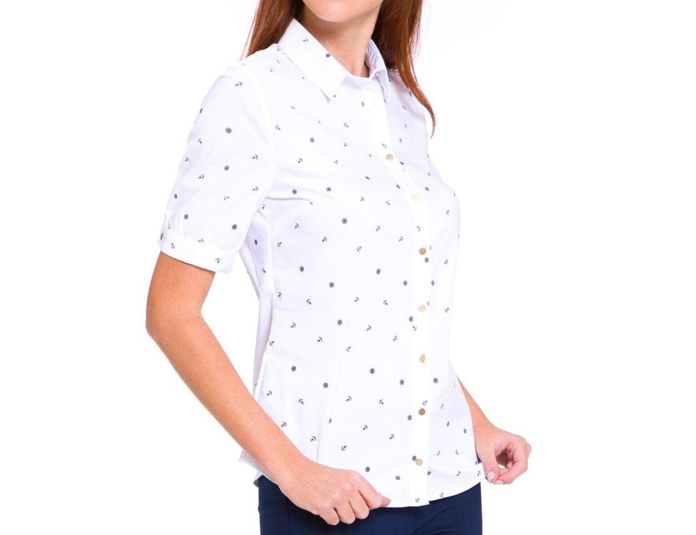 Soldes Lc Waikiki Maroc Chemise femme 79Dhs au lieu de 139Dhs