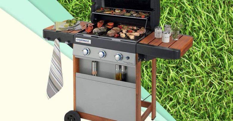 Nouveau chez Bricoland Barbecues à gaz à partir de 3099Dhs
