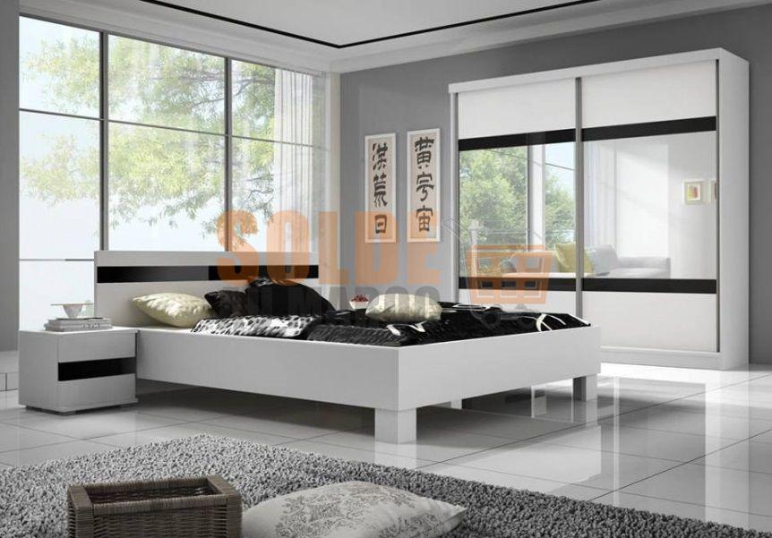 Soldes Azura Home CHAMBRE ADULTE ROMANOVA 4990Dhs au lieu de 7900Dhs