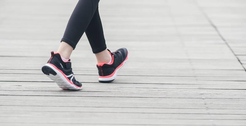 Soldes Decathlon Chaussures marche sportive enfant NEWFEEL PW 540 199Dhs au lieu de 249Dhs