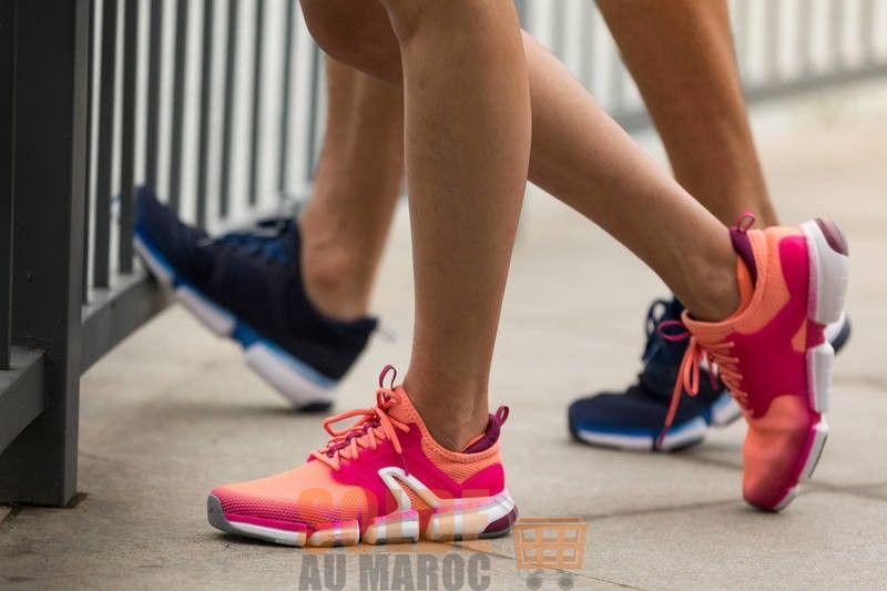 Baisse de prix Decathlon NEWFEEL Chaussures marche sportive femme PW 590 Xtense 399Dhs